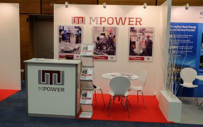 MPOWER as the main partner of the conference All for Power