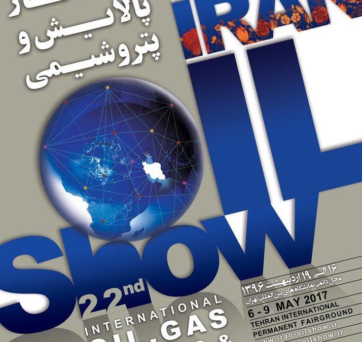 Společná expozice CZECH TRADE na veletrhu IRAN OILSHOW 2017